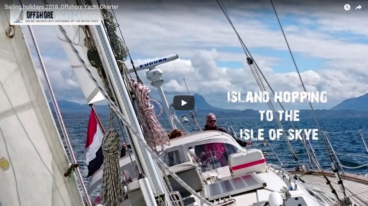 Offshore Yacht Charter promo film