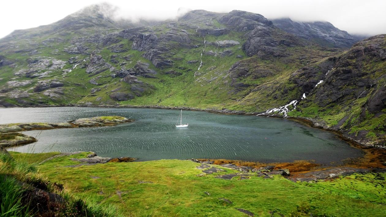 Sailing holidays Isle of Skye
