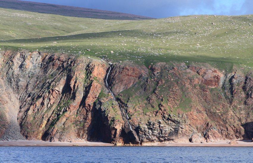 Zeilreizen Shetland eilanden