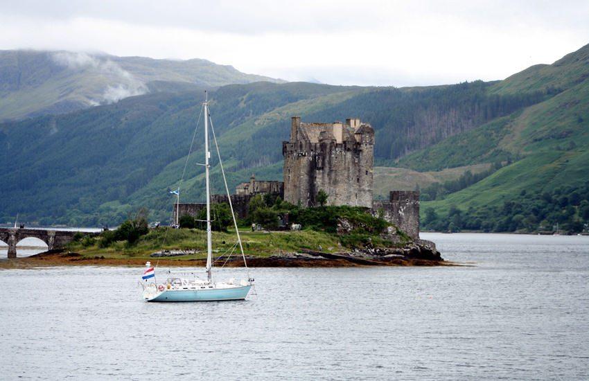 Zeilvakantie Schotland - Schottland Reise