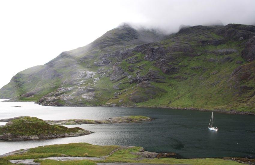Zeilvakantie Schotland Isle of Skye