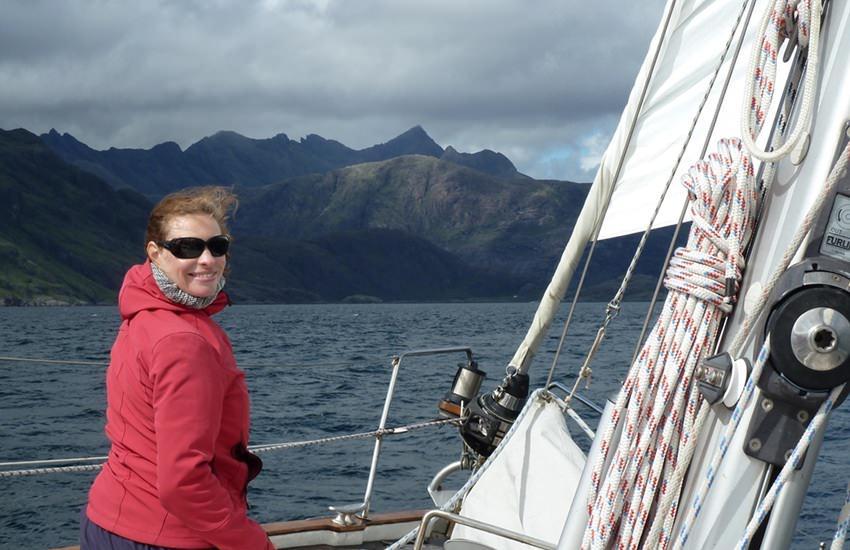 Zeilvakantie Schotland - zeilvakantie in Ierland - Segeltörn in Schottland - Sailingholidays Scotland