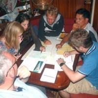 Zeezeiltraining navigatie-zeezeilcursus-Ausbildungstörn
