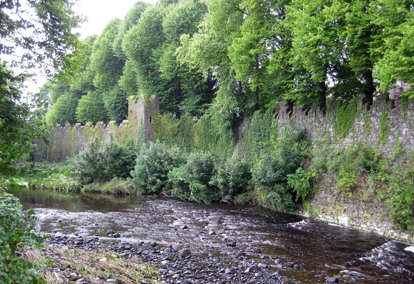 Glenarm Ierland