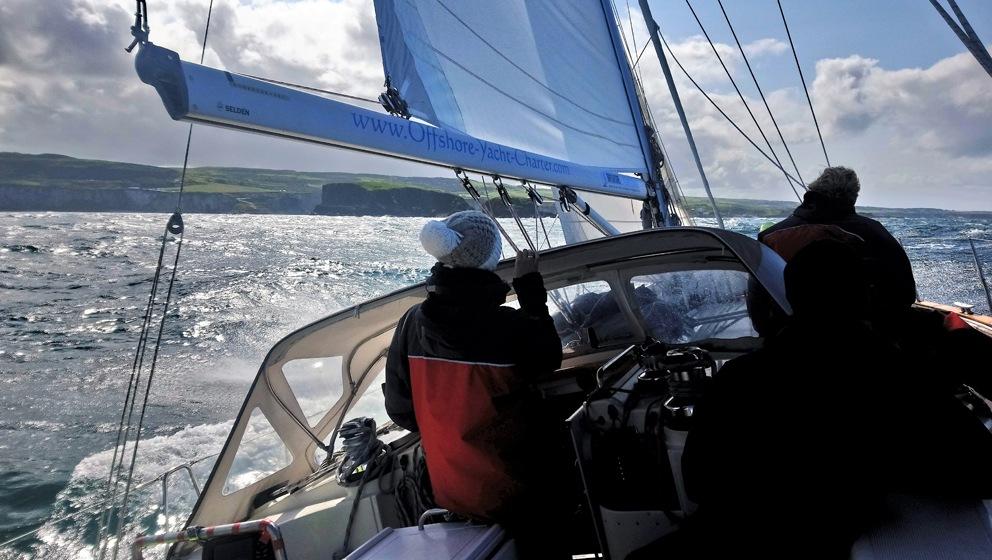 zeilvakantie in Ierland - Segeltörn in Irland
