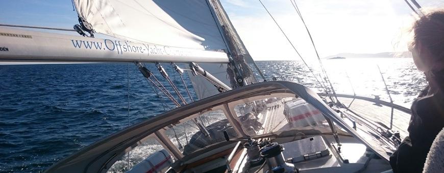 Sailing holididays Ireland