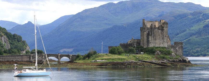 Zeilvakanties Schotland
