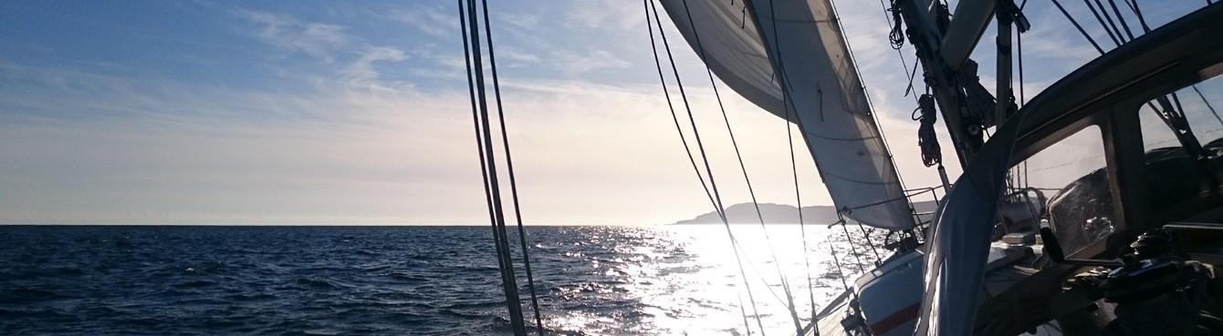 sailing holidays Brittany