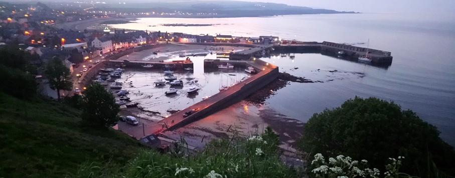 Zeezeiltraining-Schotland