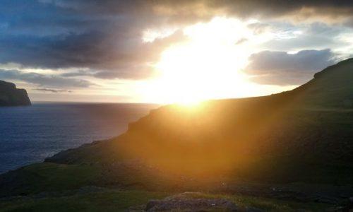 Esturoy Segelurlaub Rundreise Färöer Inseln