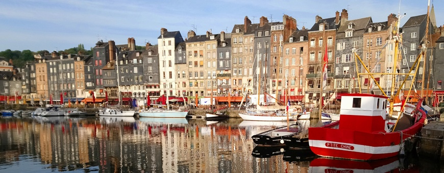 Honfleur-normandy