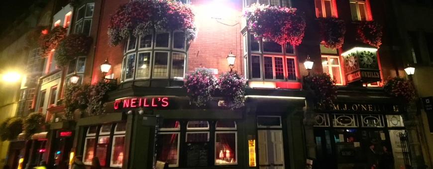 Oneill's-Dublin