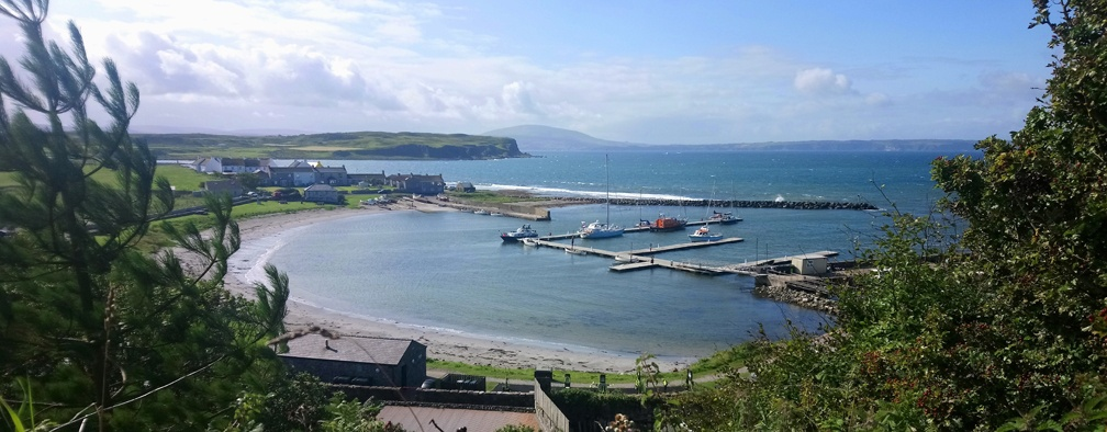 Sailing holidays Ireland Rathlin island