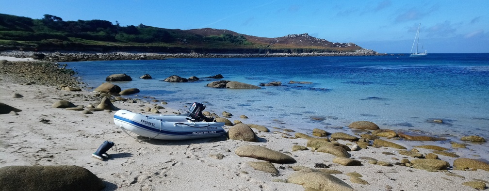 Sailing holidays Scilly Islands