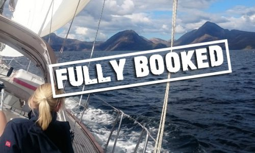 Sailing-holidays-fully booked