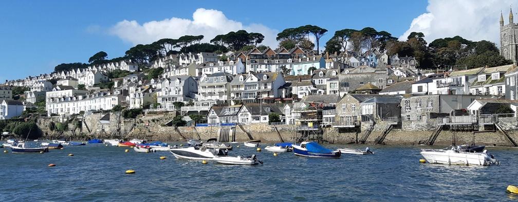 Segelurlaub Cornwall
