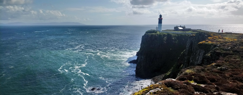 Segelurlaub Irland Rathlin island