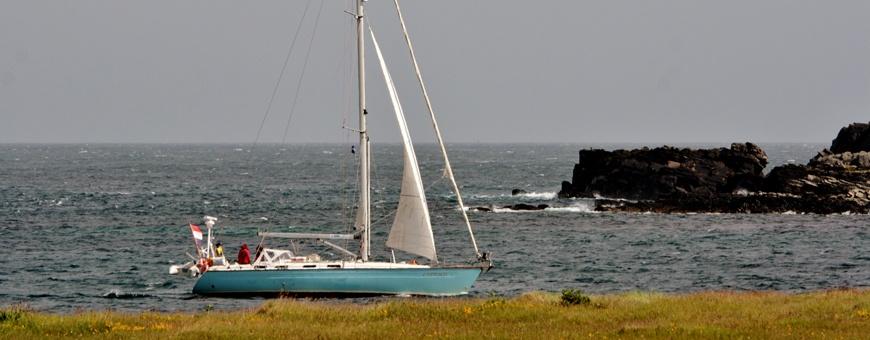 Shetland-sailing