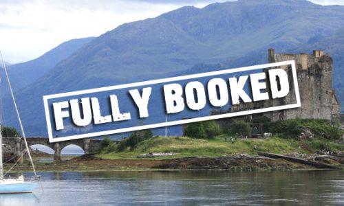 Zeilvakantie Schotland-fully booked