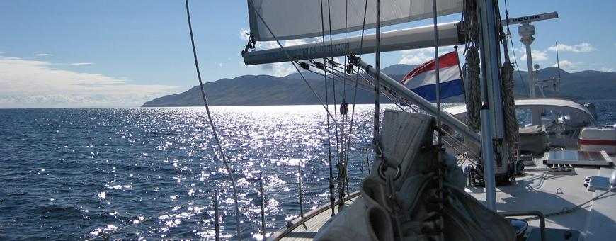 zeilvakantie op de Firth of Clyde