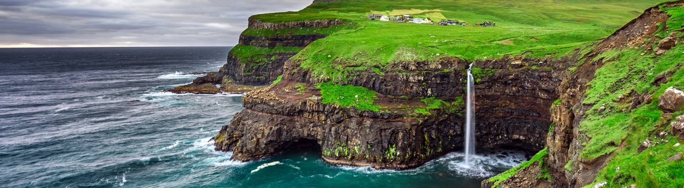 Segelurlaub Färöer inseln