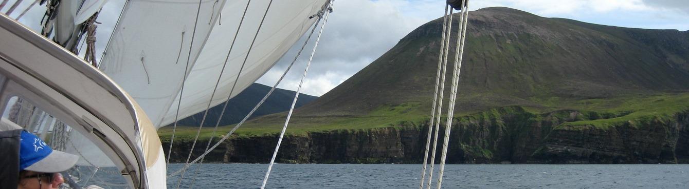 zeilvakantie Faeröer eilanden