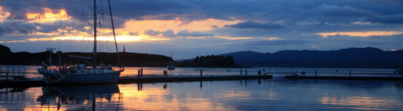 Segelurlaub-Schottland-Oban