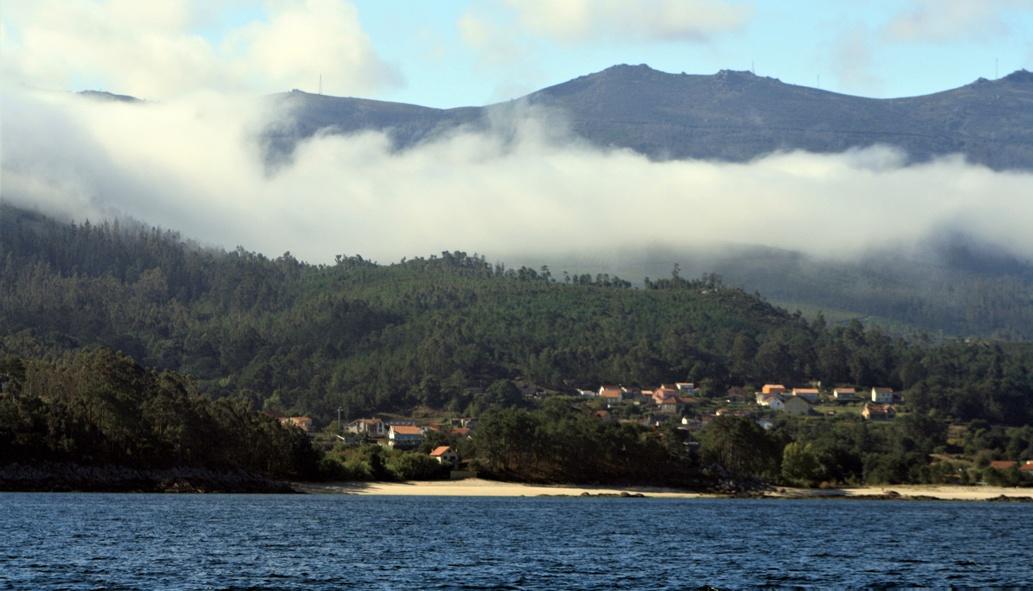 sailing holidays Rias baixas