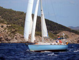 Cherokee sailing Portugal