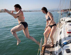 sailing holidays Portugal-algarve