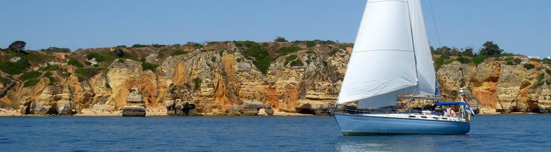 zeilvakantie Algarve Portugal