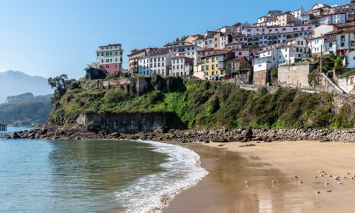 sailing holidays Asturias-Lastres-Spain